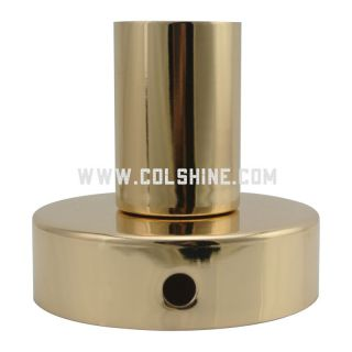 metal wall light, metal table light