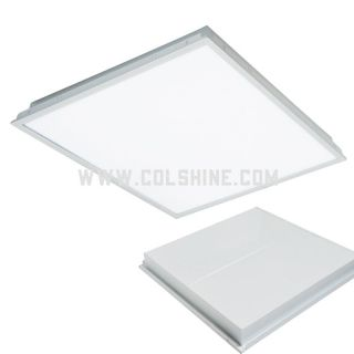 LED panel lights with isolated constant current driver