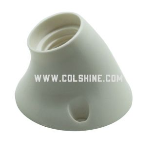 plastic lamp holder for europe with CE RoHS certificate