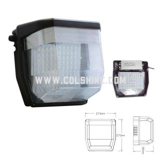 IP54 waterproof ourdoor led wall light 50W AC85-265V