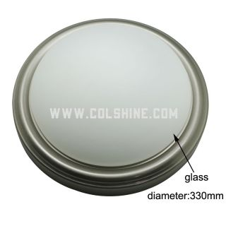 glass led ceiling light with isolated constant current driver