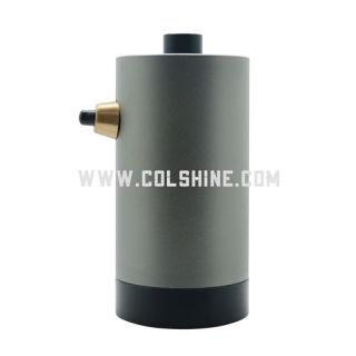 E27 metal lamp holder with switch