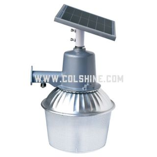 solar led road security light